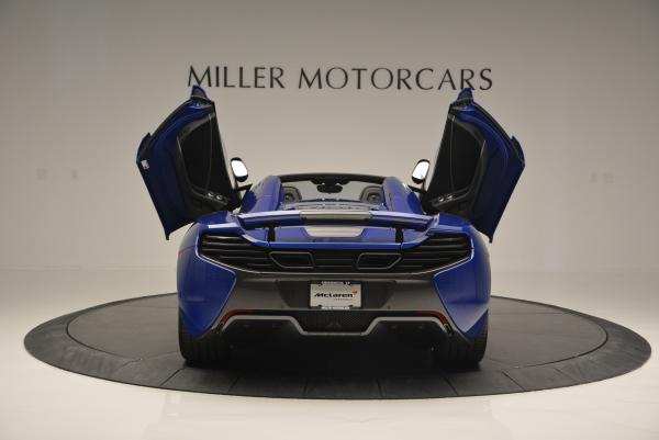 Used 2016 McLaren 650S Spider for sale Sold at Alfa Romeo of Westport in Westport CT 06880 21