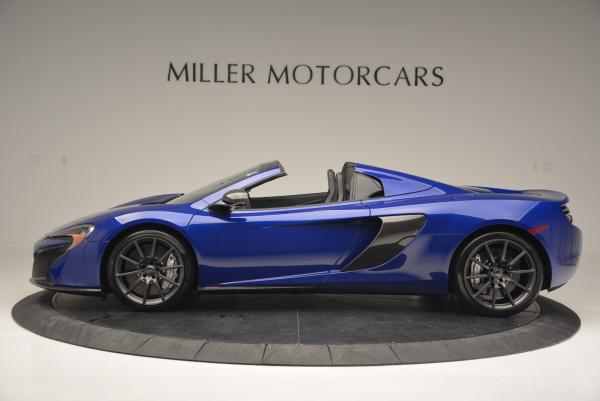 Used 2016 McLaren 650S Spider for sale Sold at Alfa Romeo of Westport in Westport CT 06880 3