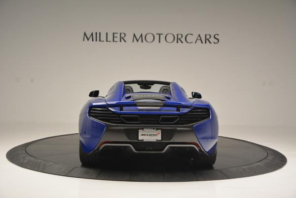 Used 2016 McLaren 650S Spider for sale Sold at Alfa Romeo of Westport in Westport CT 06880 6