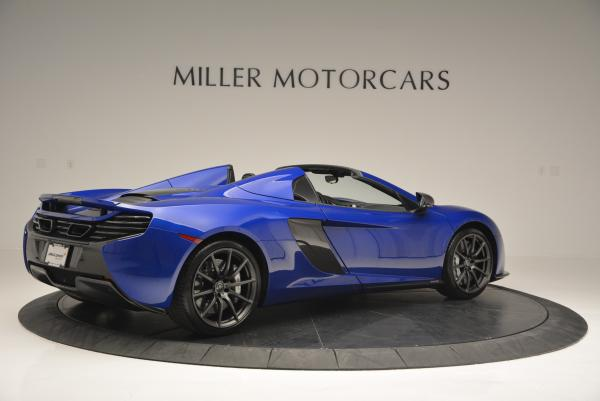 Used 2016 McLaren 650S Spider for sale Sold at Alfa Romeo of Westport in Westport CT 06880 8