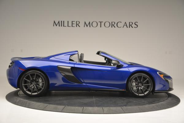 Used 2016 McLaren 650S Spider for sale Sold at Alfa Romeo of Westport in Westport CT 06880 9