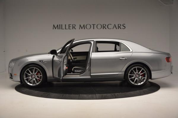 New 2017 Bentley Flying Spur V8 S for sale Sold at Alfa Romeo of Westport in Westport CT 06880 12