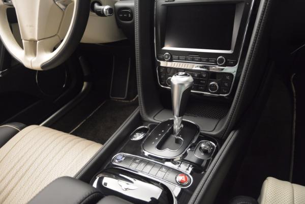 New 2017 Bentley Flying Spur V8 S for sale Sold at Alfa Romeo of Westport in Westport CT 06880 26