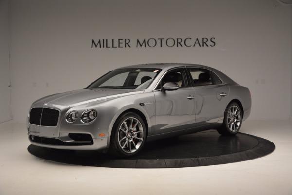 New 2017 Bentley Flying Spur V8 S for sale Sold at Alfa Romeo of Westport in Westport CT 06880 3