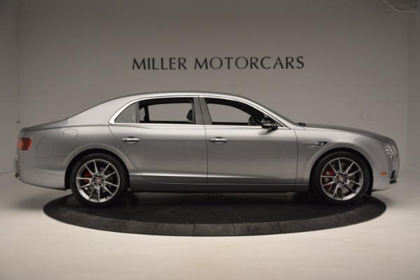 New 2017 Bentley Flying Spur V8 S for sale Sold at Alfa Romeo of Westport in Westport CT 06880 8