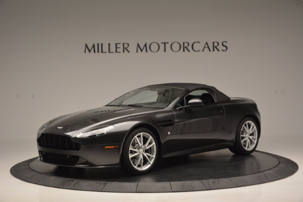 Used 2016 Aston Martin V8 Vantage S Roadster for sale Sold at Alfa Romeo of Westport in Westport CT 06880 14