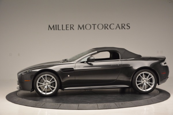 Used 2016 Aston Martin V8 Vantage S Roadster for sale Sold at Alfa Romeo of Westport in Westport CT 06880 15