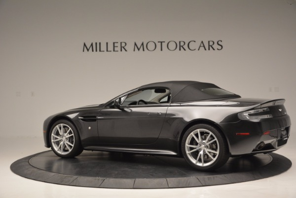 Used 2016 Aston Martin V8 Vantage S Roadster for sale Sold at Alfa Romeo of Westport in Westport CT 06880 16