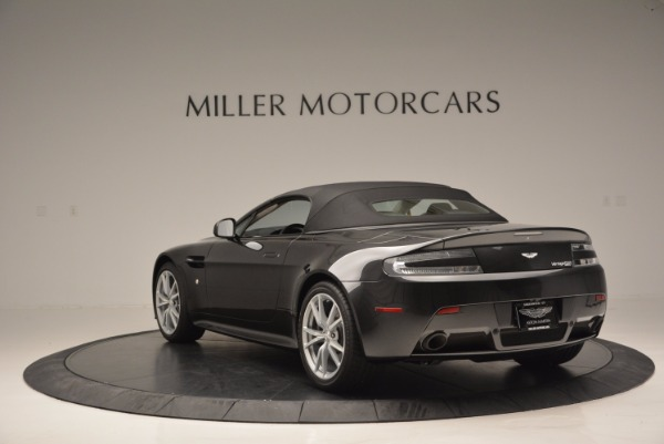 Used 2016 Aston Martin V8 Vantage S Roadster for sale Sold at Alfa Romeo of Westport in Westport CT 06880 17