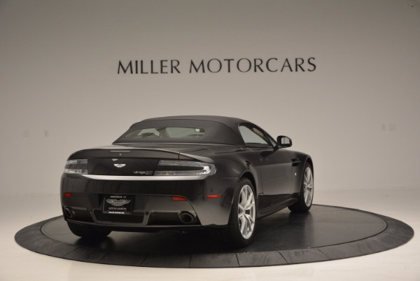 Used 2016 Aston Martin V8 Vantage S Roadster for sale Sold at Alfa Romeo of Westport in Westport CT 06880 19