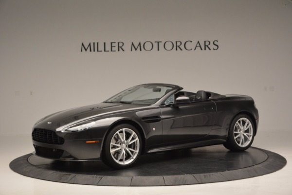 Used 2016 Aston Martin V8 Vantage S Roadster for sale Sold at Alfa Romeo of Westport in Westport CT 06880 2