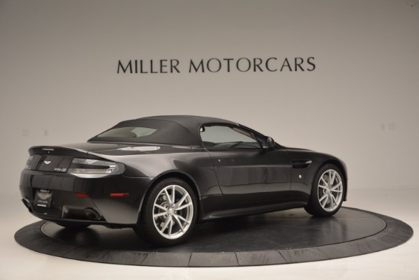 Used 2016 Aston Martin V8 Vantage S Roadster for sale Sold at Alfa Romeo of Westport in Westport CT 06880 20