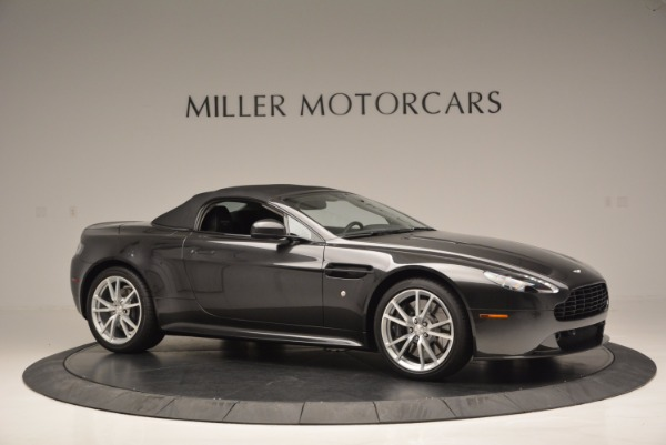Used 2016 Aston Martin V8 Vantage S Roadster for sale Sold at Alfa Romeo of Westport in Westport CT 06880 22
