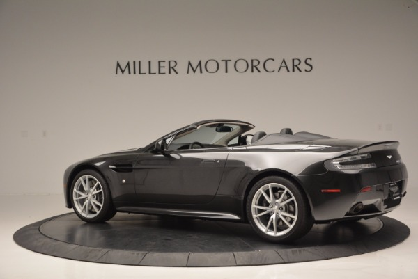 Used 2016 Aston Martin V8 Vantage S Roadster for sale Sold at Alfa Romeo of Westport in Westport CT 06880 4