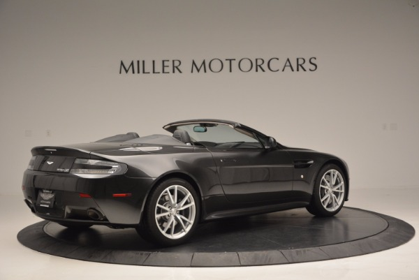 Used 2016 Aston Martin V8 Vantage S Roadster for sale Sold at Alfa Romeo of Westport in Westport CT 06880 7