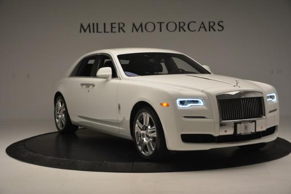 Used 2016 Rolls-Royce Ghost Series II for sale Sold at Alfa Romeo of Westport in Westport CT 06880 12