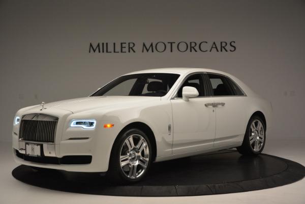 Used 2016 Rolls-Royce Ghost Series II for sale Sold at Alfa Romeo of Westport in Westport CT 06880 3