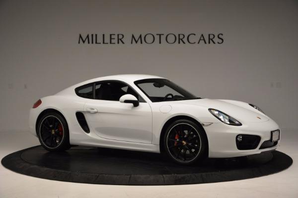 Used 2014 Porsche Cayman S for sale Sold at Alfa Romeo of Westport in Westport CT 06880 10