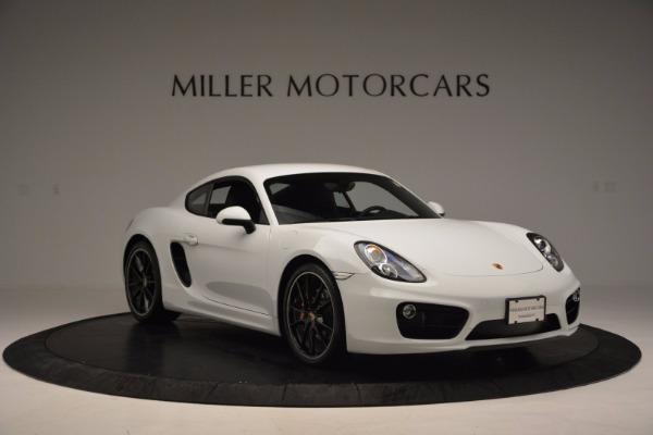Used 2014 Porsche Cayman S for sale Sold at Alfa Romeo of Westport in Westport CT 06880 11