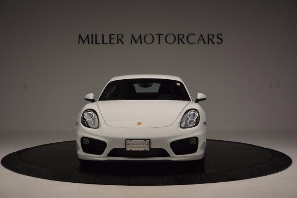 Used 2014 Porsche Cayman S for sale Sold at Alfa Romeo of Westport in Westport CT 06880 12