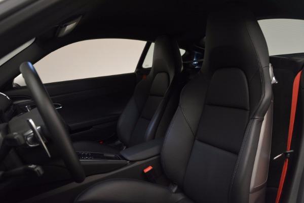 Used 2014 Porsche Cayman S for sale Sold at Alfa Romeo of Westport in Westport CT 06880 15