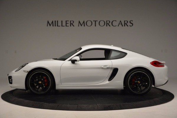 Used 2014 Porsche Cayman S for sale Sold at Alfa Romeo of Westport in Westport CT 06880 3