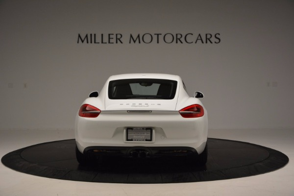 Used 2014 Porsche Cayman S for sale Sold at Alfa Romeo of Westport in Westport CT 06880 6