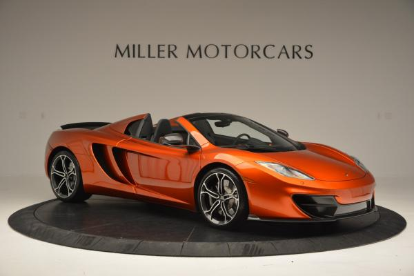 Used 2013 McLaren MP4-12C Base for sale Sold at Alfa Romeo of Westport in Westport CT 06880 10