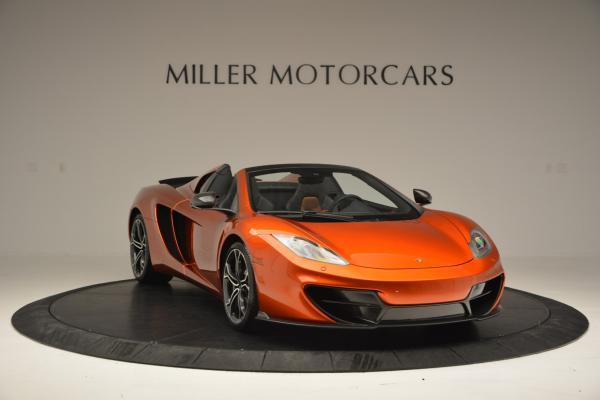 Used 2013 McLaren MP4-12C Base for sale Sold at Alfa Romeo of Westport in Westport CT 06880 11