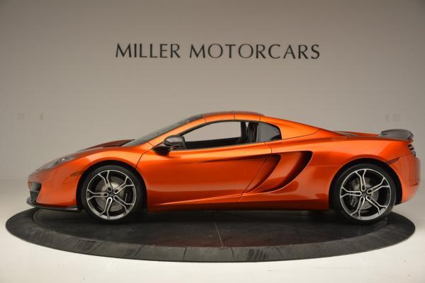 Used 2013 McLaren MP4-12C Base for sale Sold at Alfa Romeo of Westport in Westport CT 06880 14