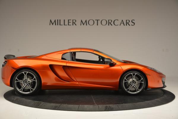 Used 2013 McLaren MP4-12C Base for sale Sold at Alfa Romeo of Westport in Westport CT 06880 18