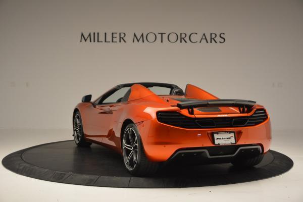 Used 2013 McLaren MP4-12C Base for sale Sold at Alfa Romeo of Westport in Westport CT 06880 5
