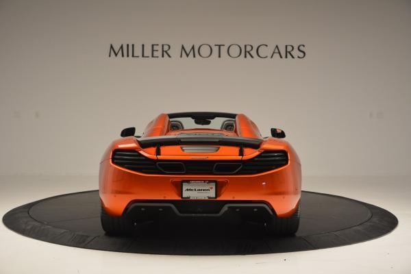 Used 2013 McLaren MP4-12C Base for sale Sold at Alfa Romeo of Westport in Westport CT 06880 6