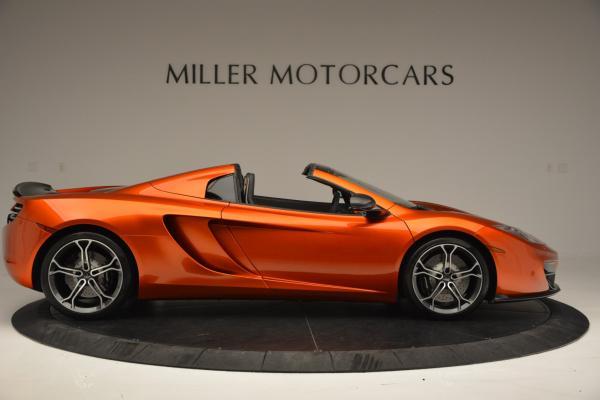 Used 2013 McLaren MP4-12C Base for sale Sold at Alfa Romeo of Westport in Westport CT 06880 9