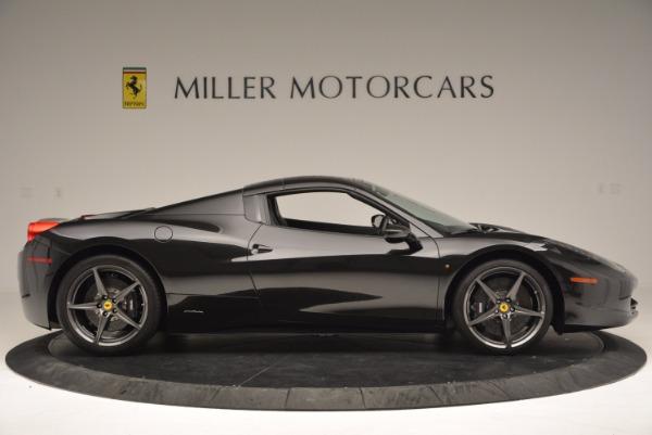 Used 2015 Ferrari 458 Spider for sale Sold at Alfa Romeo of Westport in Westport CT 06880 21