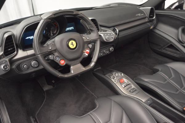 Used 2015 Ferrari 458 Spider for sale Sold at Alfa Romeo of Westport in Westport CT 06880 25