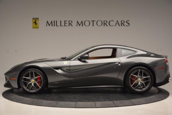 Used 2014 Ferrari F12 Berlinetta for sale Sold at Alfa Romeo of Westport in Westport CT 06880 3
