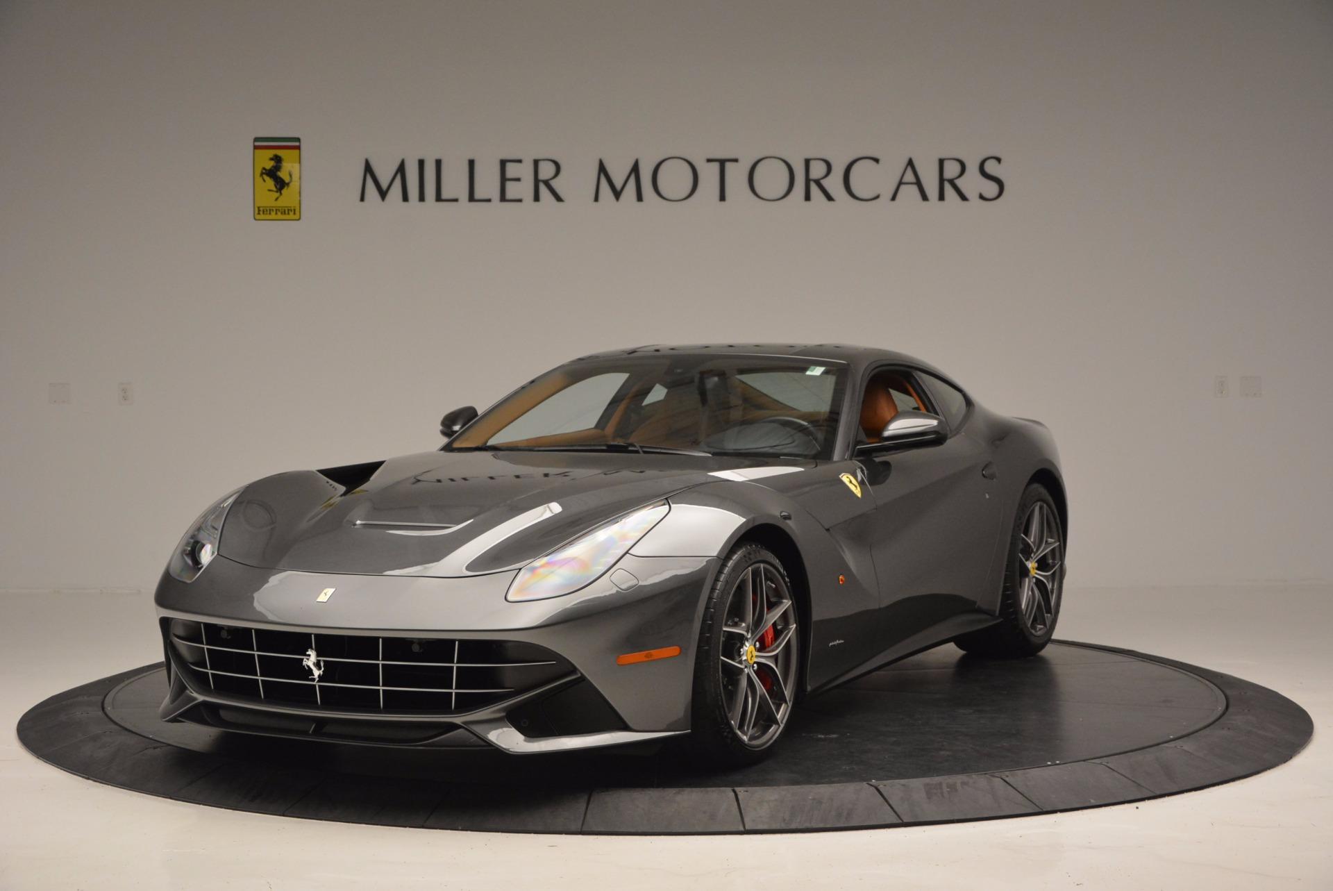 Used 2014 Ferrari F12 Berlinetta for sale Sold at Alfa Romeo of Westport in Westport CT 06880 1