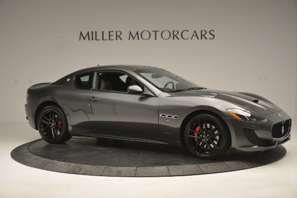 Used 2017 Maserati GranTurismo GT Sport Special Edition for sale Sold at Alfa Romeo of Westport in Westport CT 06880 10