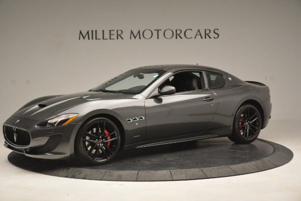 Used 2017 Maserati GranTurismo GT Sport Special Edition for sale Sold at Alfa Romeo of Westport in Westport CT 06880 2
