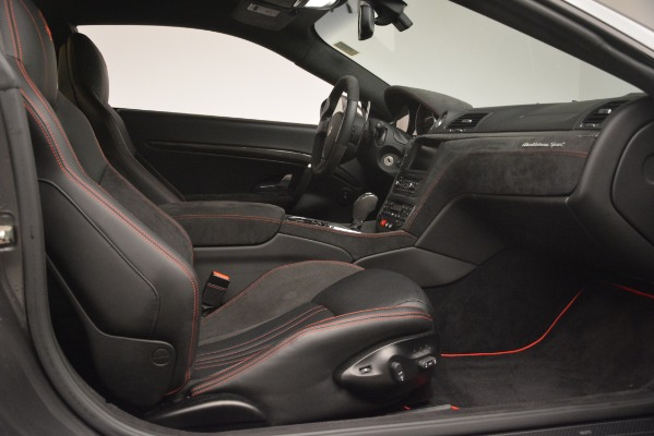 Used 2017 Maserati GranTurismo GT Sport Special Edition for sale Sold at Alfa Romeo of Westport in Westport CT 06880 21