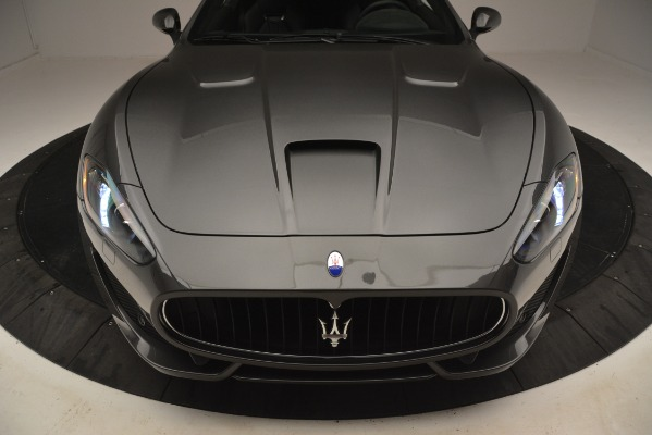 Used 2017 Maserati GranTurismo GT Sport Special Edition for sale Sold at Alfa Romeo of Westport in Westport CT 06880 23