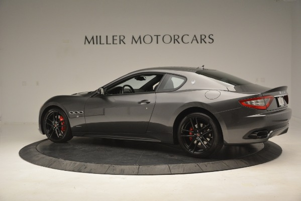 Used 2017 Maserati GranTurismo GT Sport Special Edition for sale Sold at Alfa Romeo of Westport in Westport CT 06880 4
