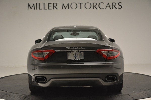 Used 2017 Maserati GranTurismo GT Sport Special Edition for sale Sold at Alfa Romeo of Westport in Westport CT 06880 6