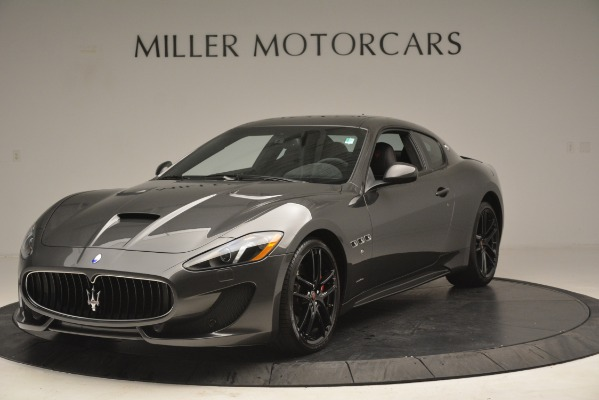Used 2017 Maserati GranTurismo GT Sport Special Edition for sale Sold at Alfa Romeo of Westport in Westport CT 06880 1