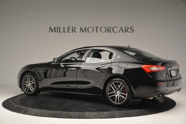 Used 2016 Maserati Ghibli S Q4  EX-LOANER for sale Sold at Alfa Romeo of Westport in Westport CT 06880 4