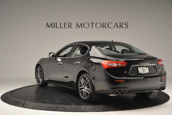 Used 2016 Maserati Ghibli S Q4  EX-LOANER for sale Sold at Alfa Romeo of Westport in Westport CT 06880 5