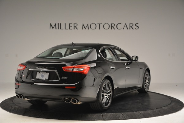 Used 2016 Maserati Ghibli S Q4  EX-LOANER for sale Sold at Alfa Romeo of Westport in Westport CT 06880 7