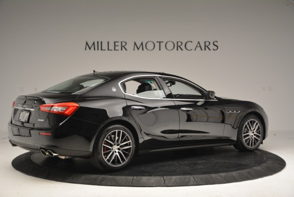 Used 2016 Maserati Ghibli S Q4  EX-LOANER for sale Sold at Alfa Romeo of Westport in Westport CT 06880 8