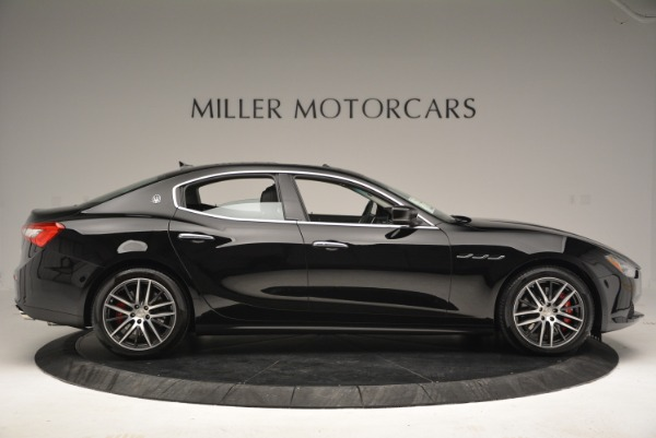 Used 2016 Maserati Ghibli S Q4  EX-LOANER for sale Sold at Alfa Romeo of Westport in Westport CT 06880 9